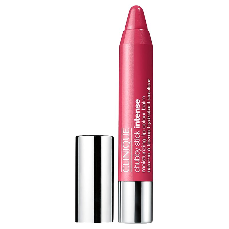 Clinique Chubby Stick Intense Moisturizing Lip Colour Balm - Roomiest Rose