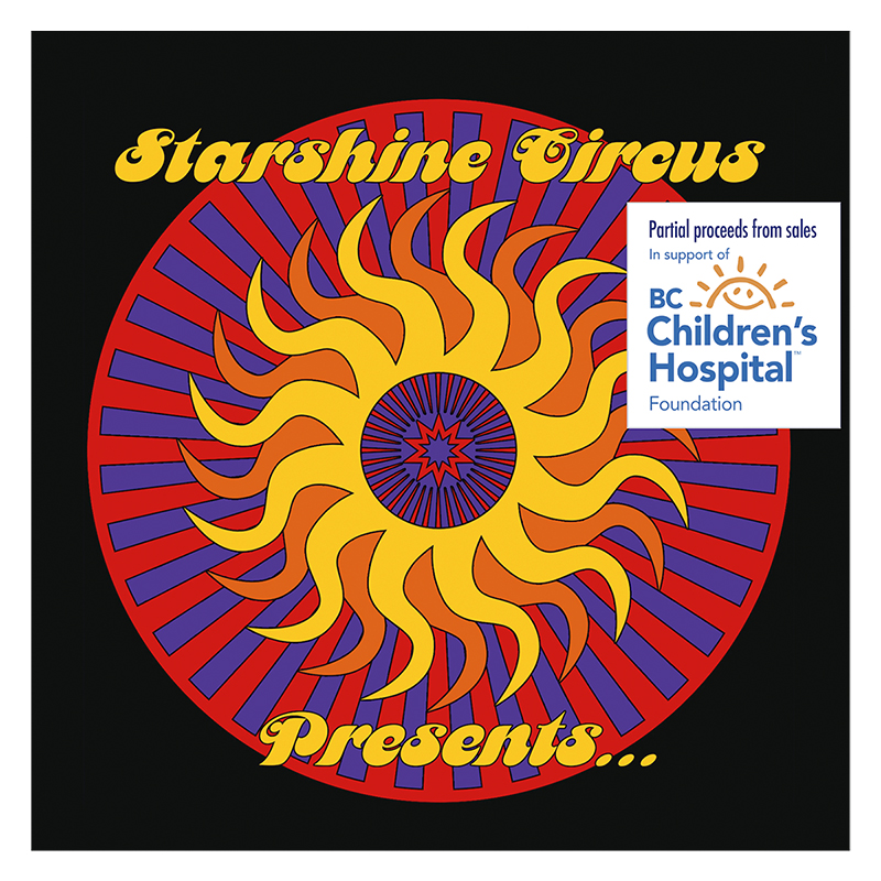 Starshine Circus Presents: Universal Love - CD