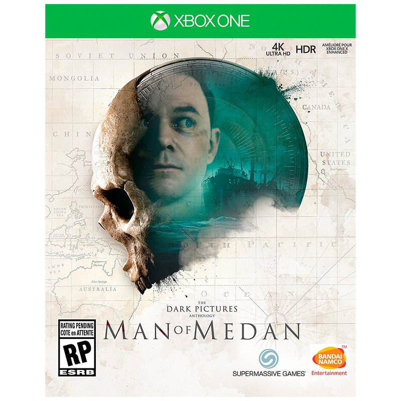 Xbox One The Dark Pictures Anthology: Man of Medan - 22155