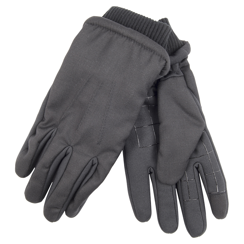 Dockers Fleece Text Gloves