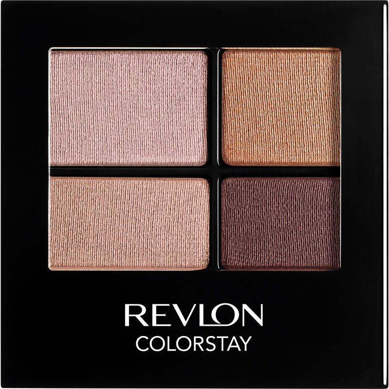 Revlon ColorStay 16 Hour Eye Shadow Quad - Decadent