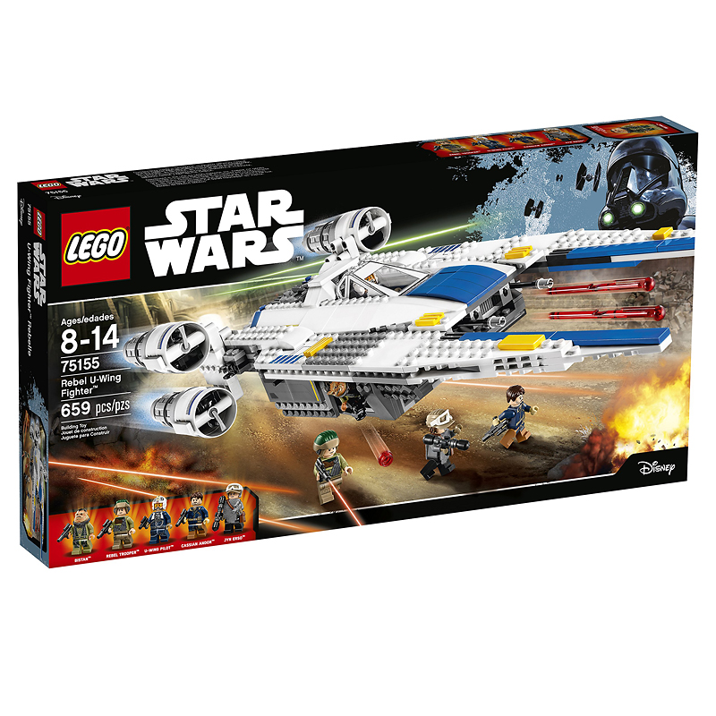 LEGO Star Wars - Rebel U-Wing Fighter