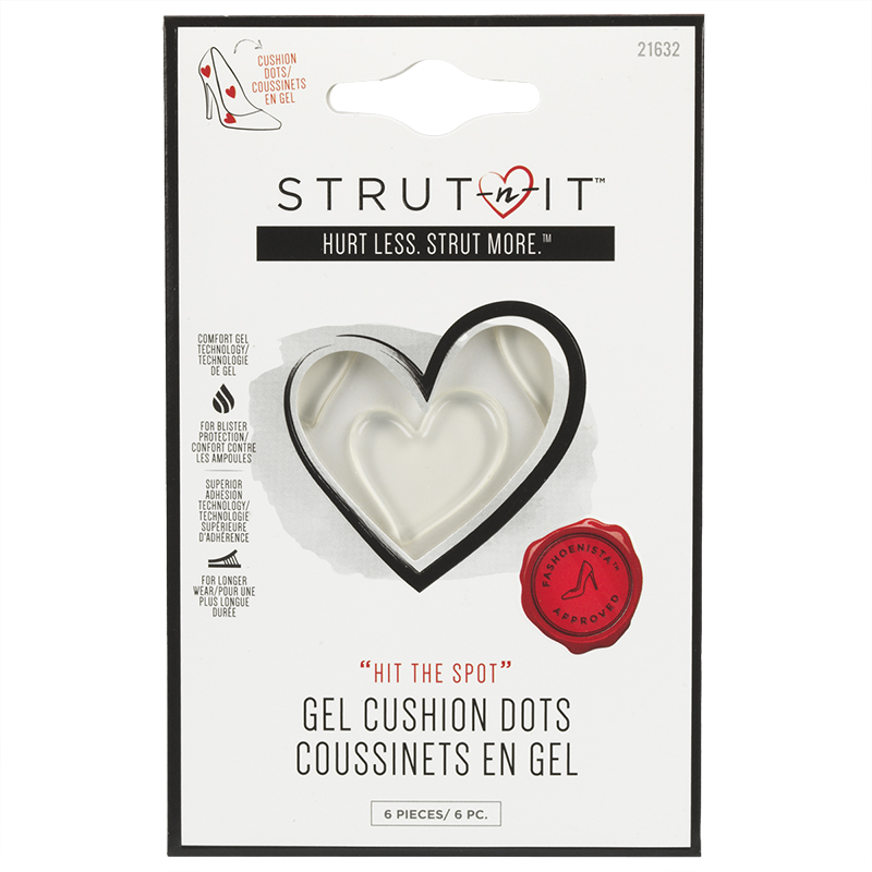Strut-n-It Gel Cushion Dots - 6's