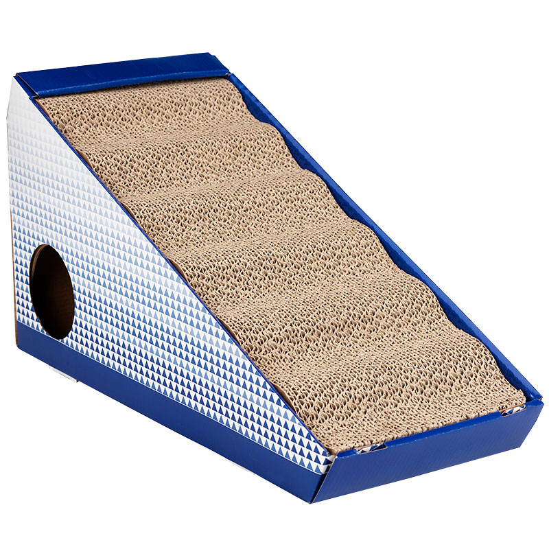 London Drugs Cat Scratcher with Catnip - 50 x 20 x 25cm