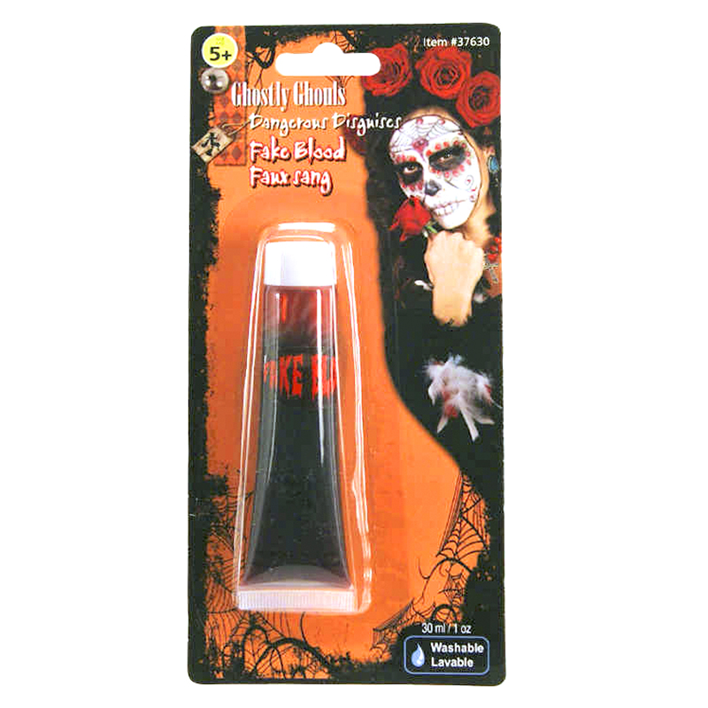 Halloween Fake Blood - 1oz - Assorted