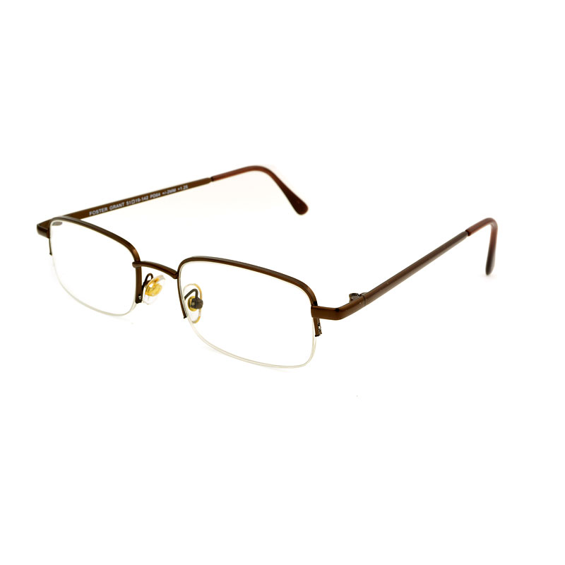 Foster Grant Harrison Reading Glasses - Brown - 1.50