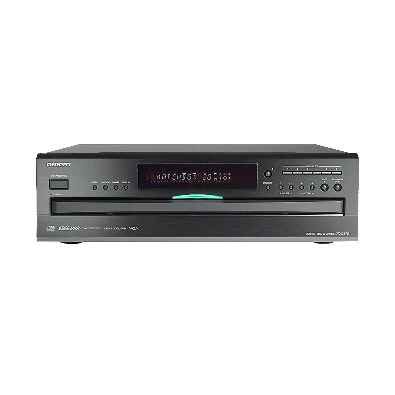 Onkyo 6-Disc CD Changer - DXC390