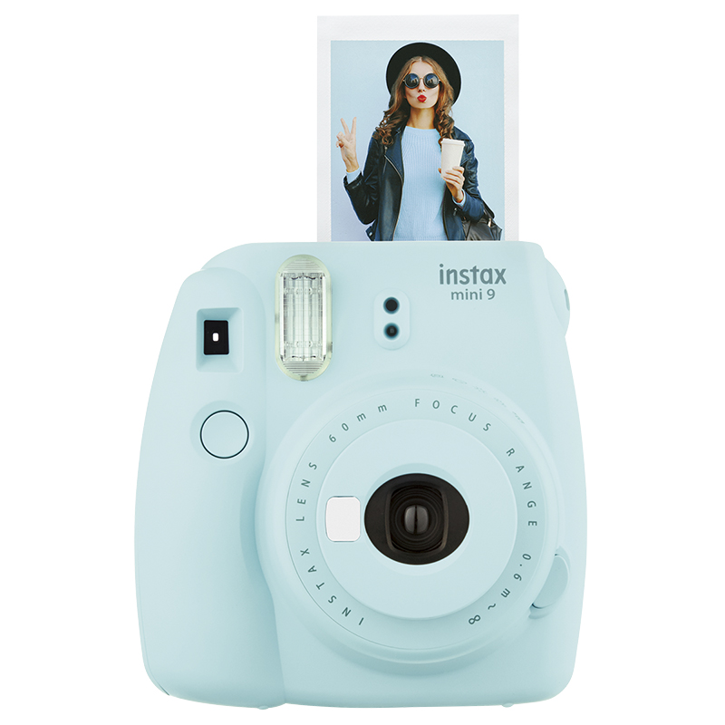 Fujifilm Instax Mini 9 - Ice Blue - 600018153