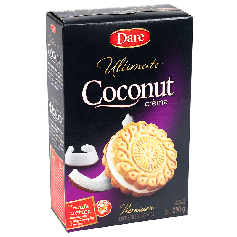 Dare Ultimate Coconut Crème - 290g