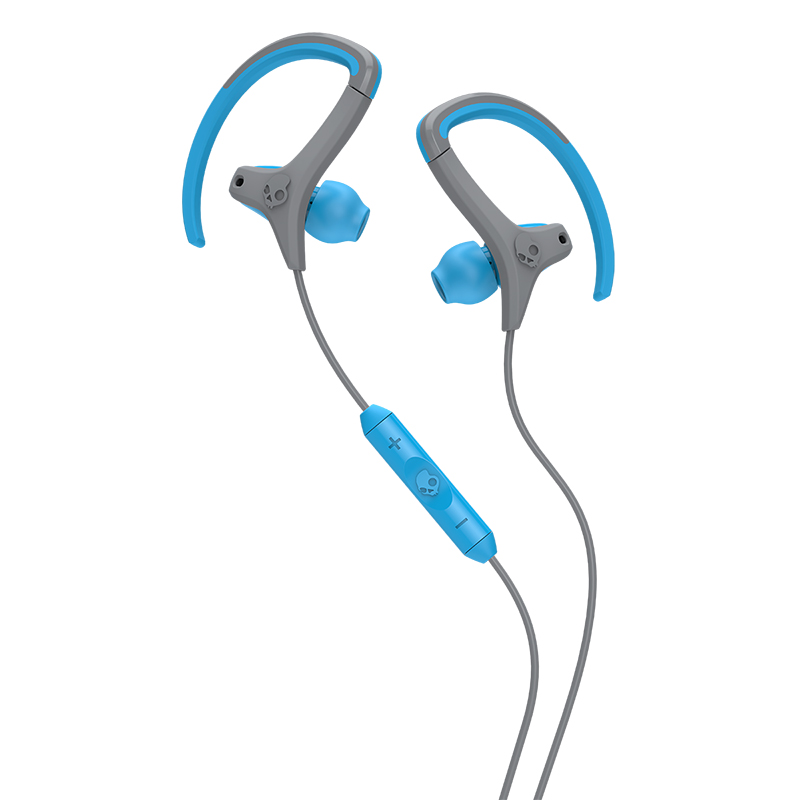 Skullcandy Chops In-Ear Headphones - Blue/Grey - S4CHGY401
