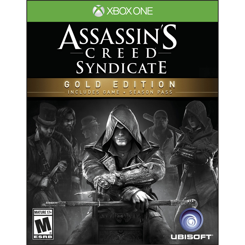 Xbox One: Assassin's Creed: Syndicate - Gold Edition