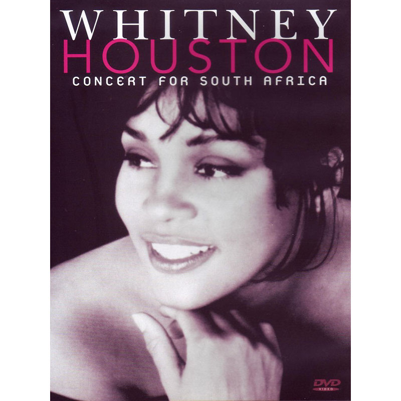 Whitney Houston: Concert For South Africa - DVD