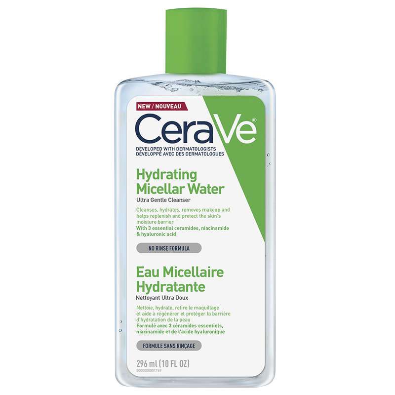 CeraVe Hydrating Micellar Water - 296ml
