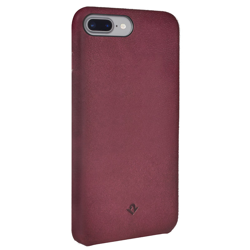Twelve South RelaxedLeather for iPhone 7 Plus - Marsala - TS121652