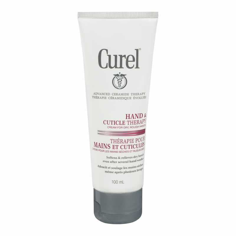 Curel Hand & Cuticle Therapy Cream - 100ml