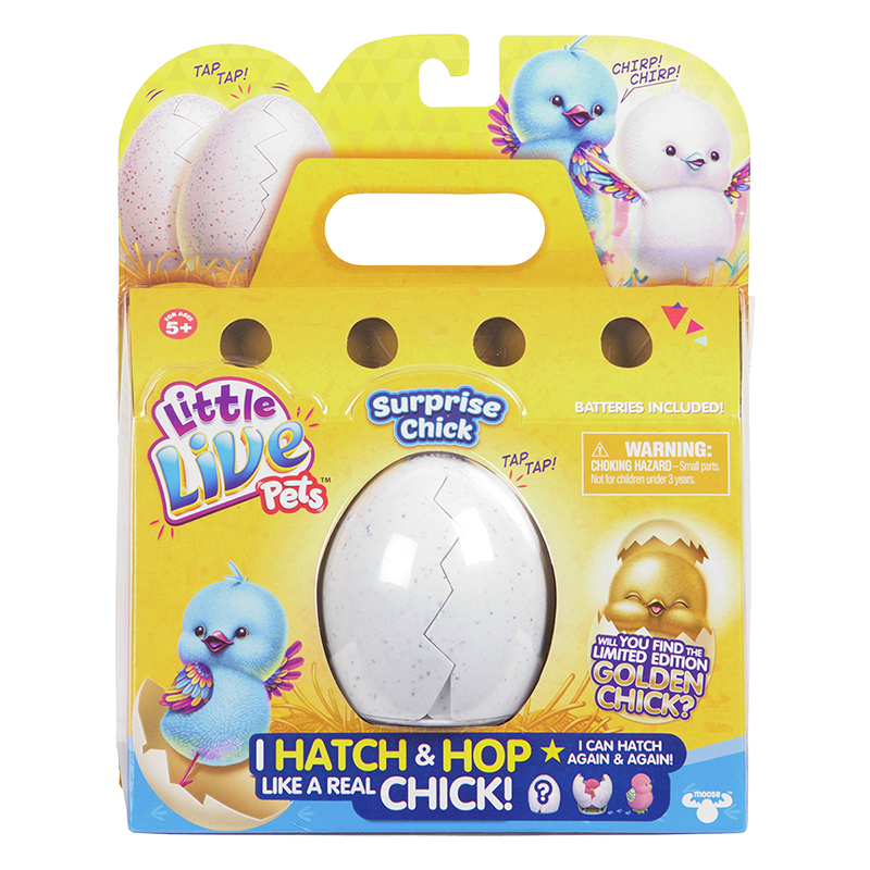 Little Live Pets - Chicks - Assorted - 28324