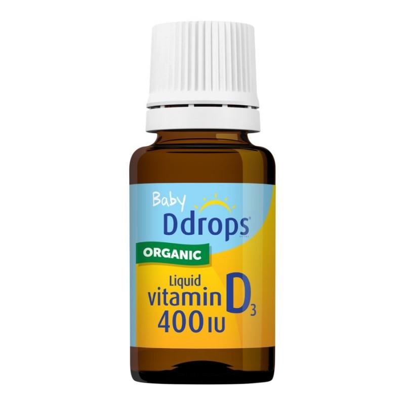 Vitamin D Baby Blähungen