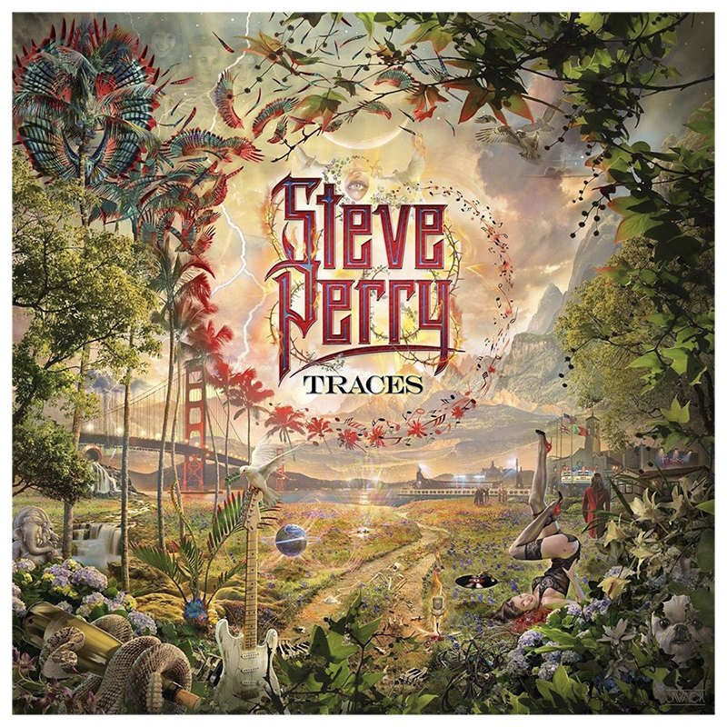 Steve Perry - Traces - CD