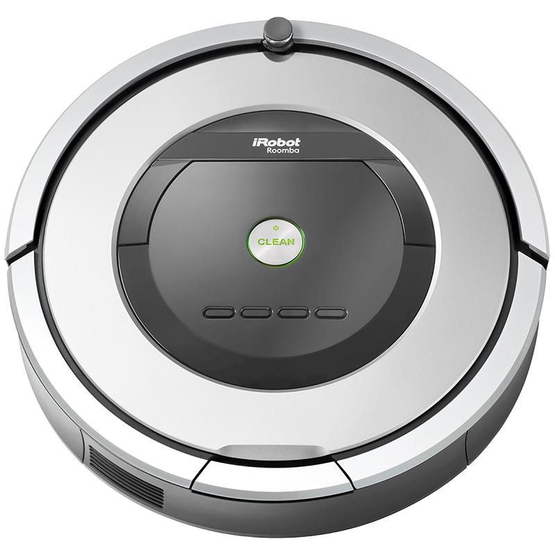 iRobot Roomba 860 Vacuum Cleaner - Black/Silver - R860020
