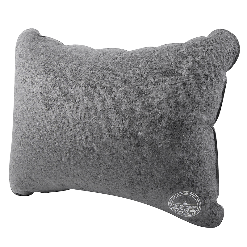 Austin House Inflatable Pillow - Grey - AH73MU01