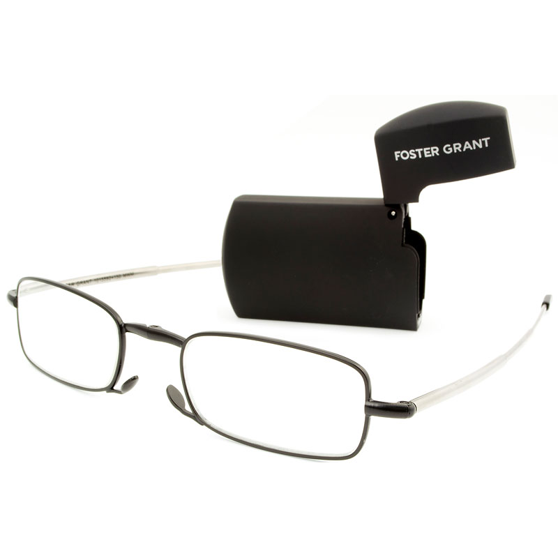 Foster Grant Gideon Men's Reading Glasses - 1.25