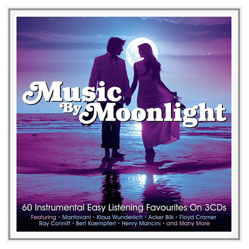Various Artists - Music By Moonlight - 3 CD