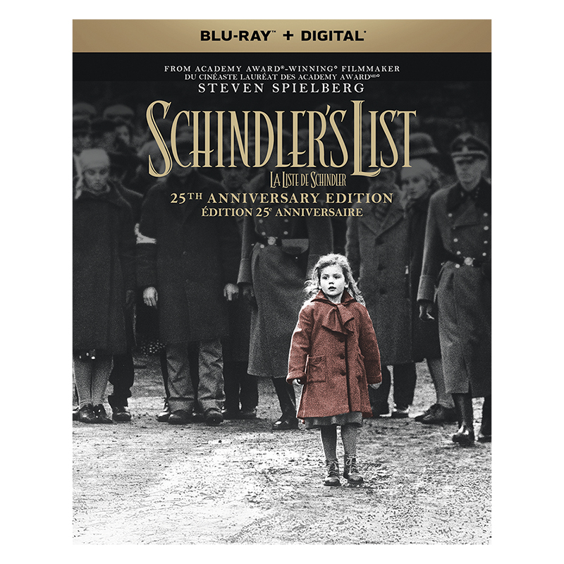 Schindler's List (25th Anniversary Edition) - Blu-ray