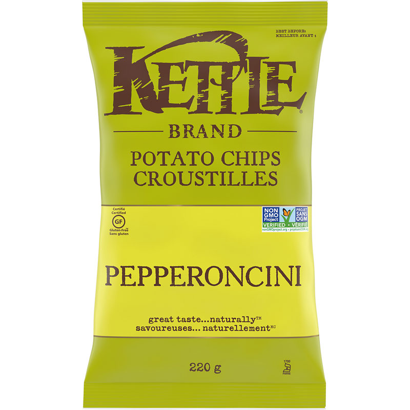 Kettle Chips - Pepperoncini - 220g