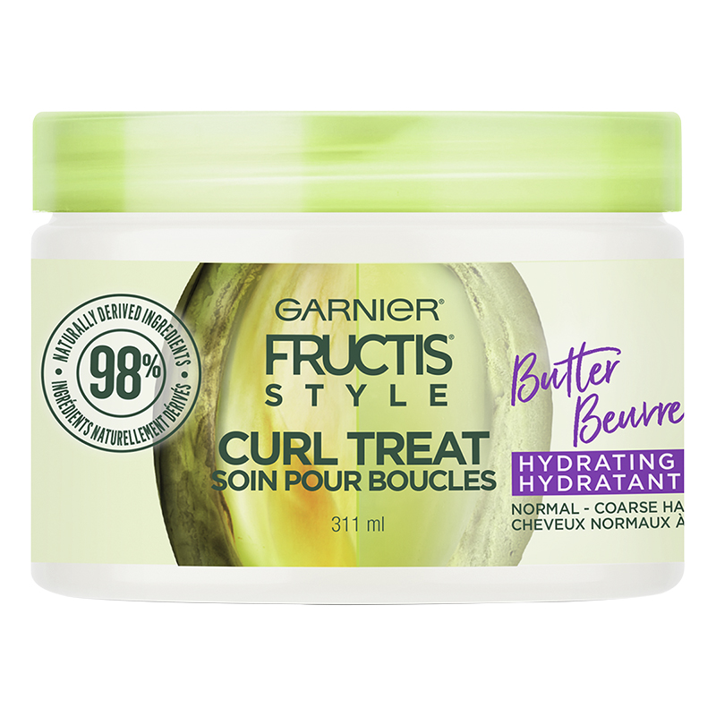 Garnier Fructis Style Curl Treat Butter - Hydrating - 311ml