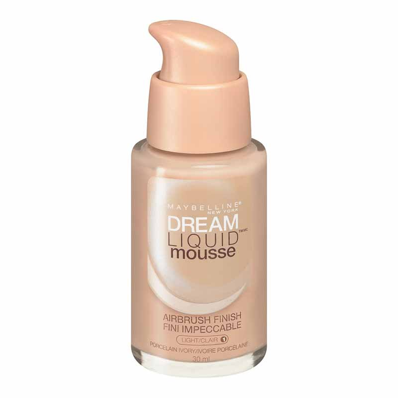 Maybelline Dream Liquid Mousse Foundation - Porcelain Ivory