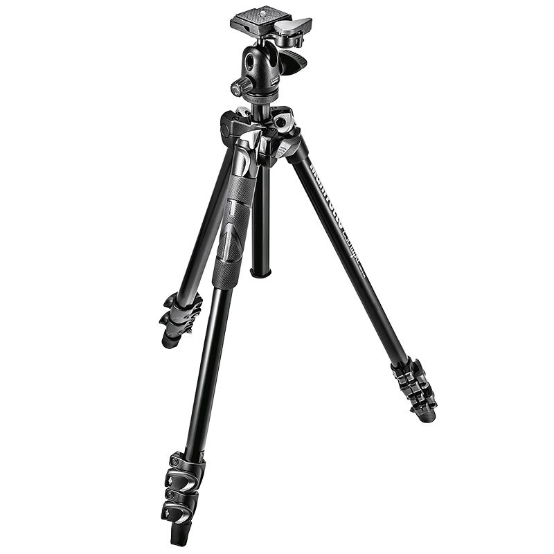 Manfrotto 290 Light Kit 494 - MK290LA3BH