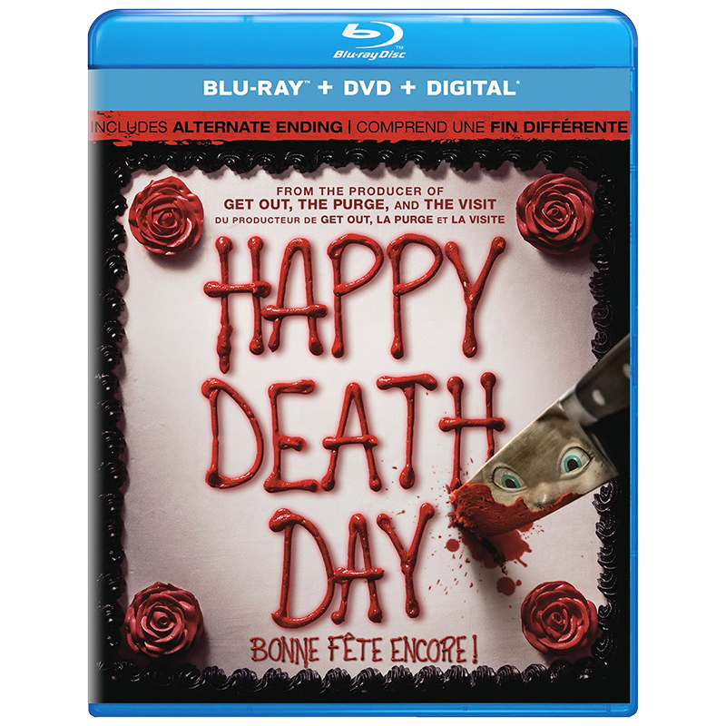 Happy Death Day - Blu-ray