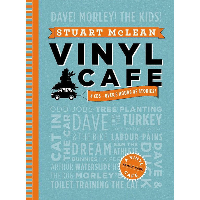 Stuart McLean - Vinyl Cafe - Family Pack - 4 CDs