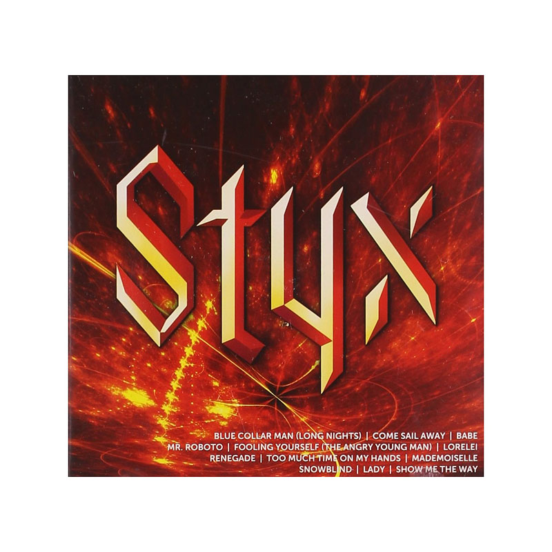 Styx - Icon - CD