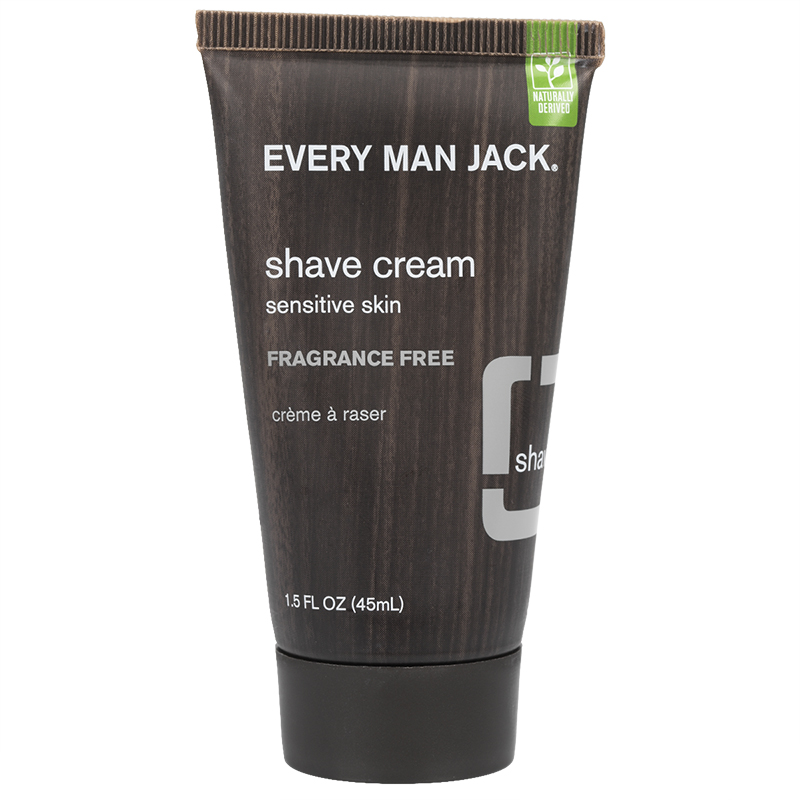 Every Man Jack Shave Cream - 45ml