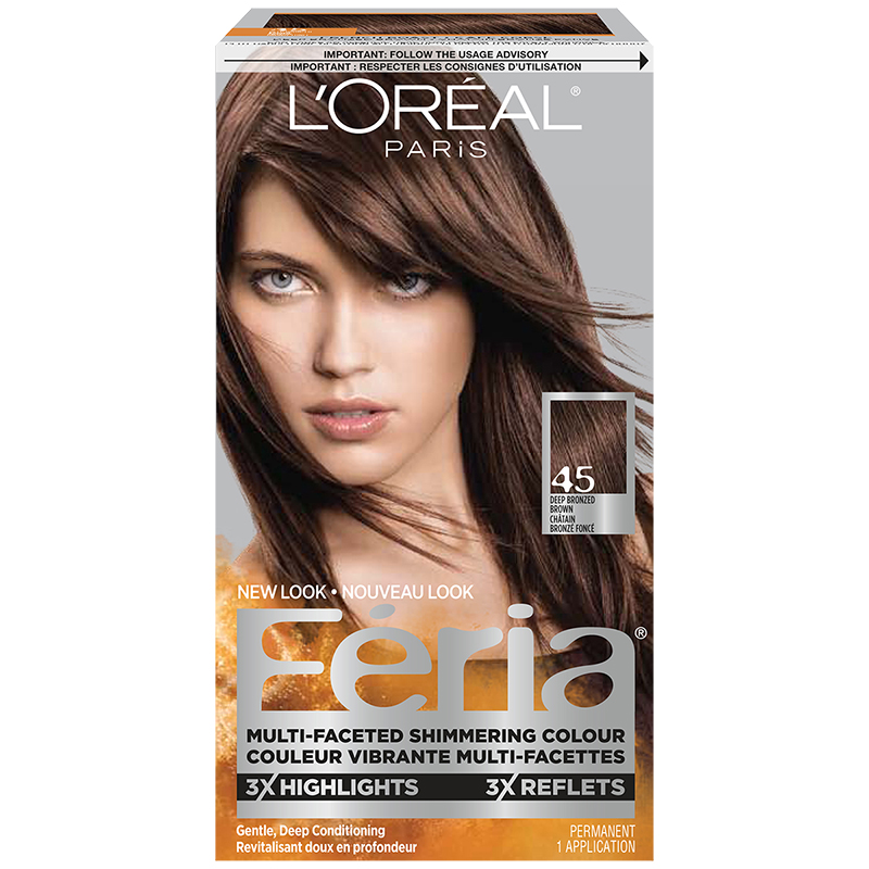 Feria Hair Color Deep Burgundy Brown Best Hair Color 2018
