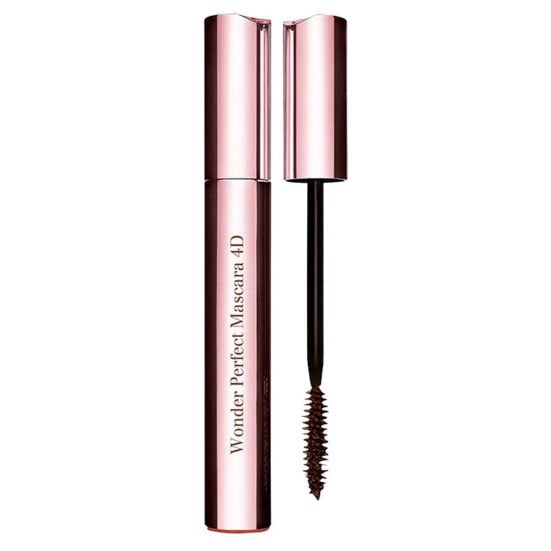Clarins Wonder Perfect 4D Mascara - 02 Perfect Brown
