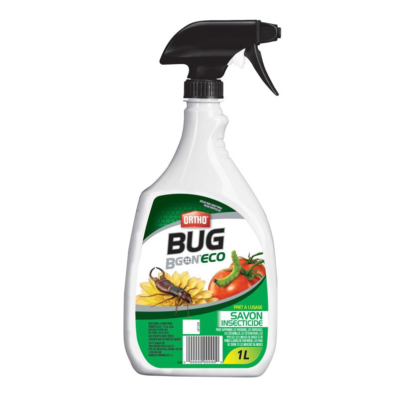 Ortho Bug B Gon Eco Ready-To-Use Insecticidal Soap - 1L