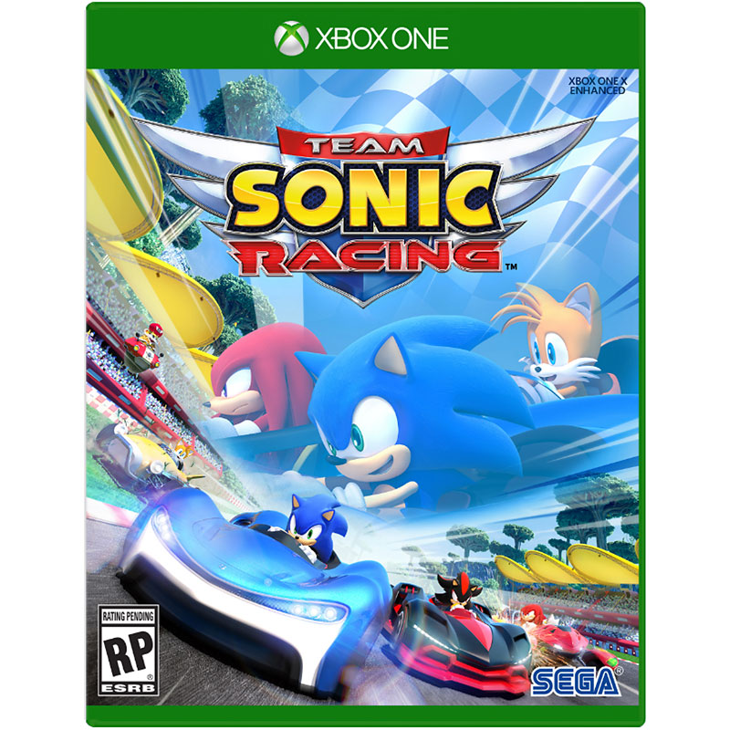 PRE ORDER: Xbox One Team Sonic Racing