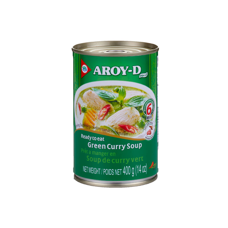 Aroy-D Green Curry - 400g