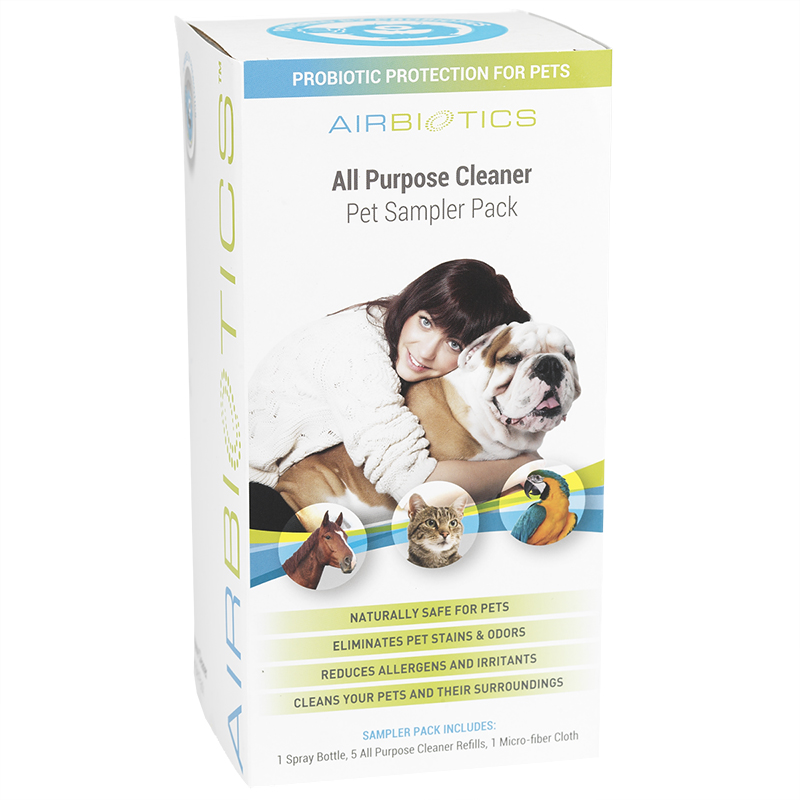 Airbiotics Pet Cleaner - AIR-44 - Sampler Pack