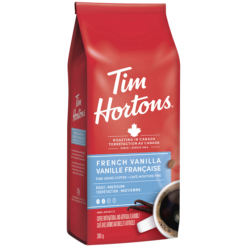 Tim Hortons Nutrition Facts