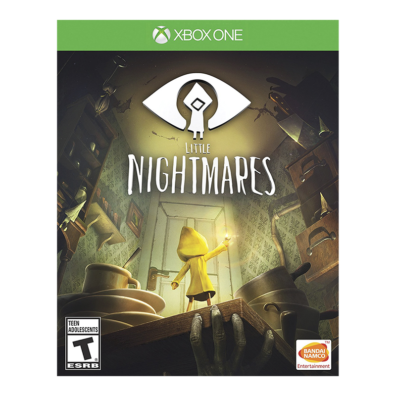Xbox One Little Nightmares Six Edition