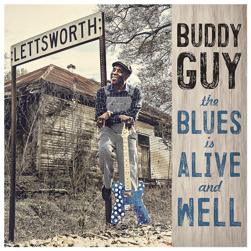 Buddy Guy - The Blues Is Alive And Well - CD