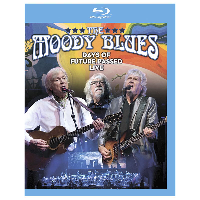 The Moody Blues - Days Of Future Passed - Live - Blu-ray