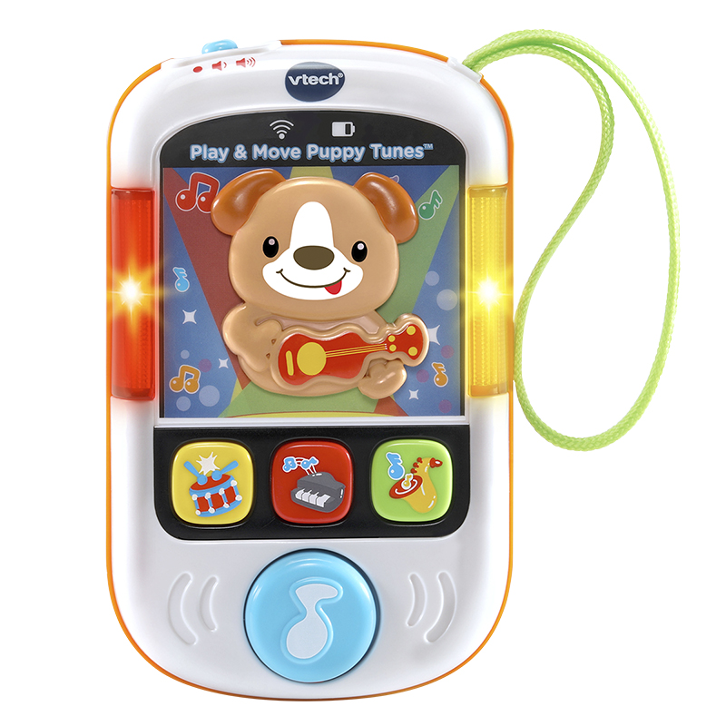 VTech Play and Go Puppy Tunes
