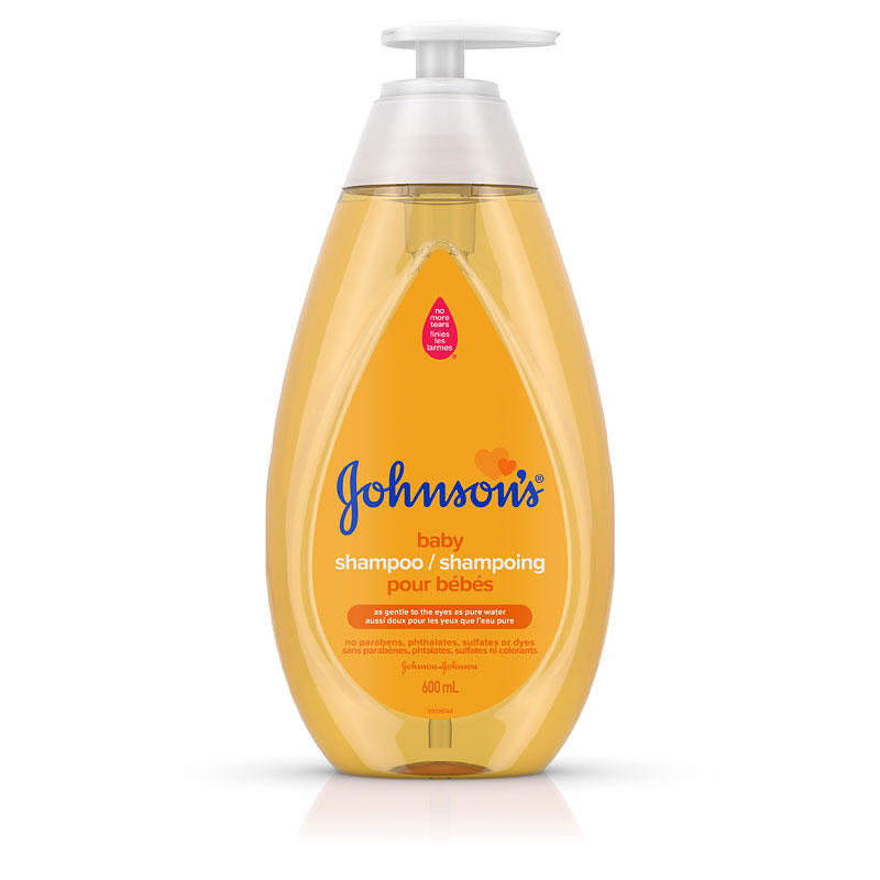 Johnson & Johnson Baby Shampoo - 600ml