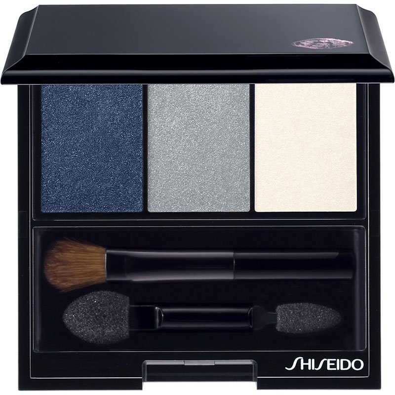 Shiseido Luminizing Satin Eye Color Trio - GY901 Snow Shadow