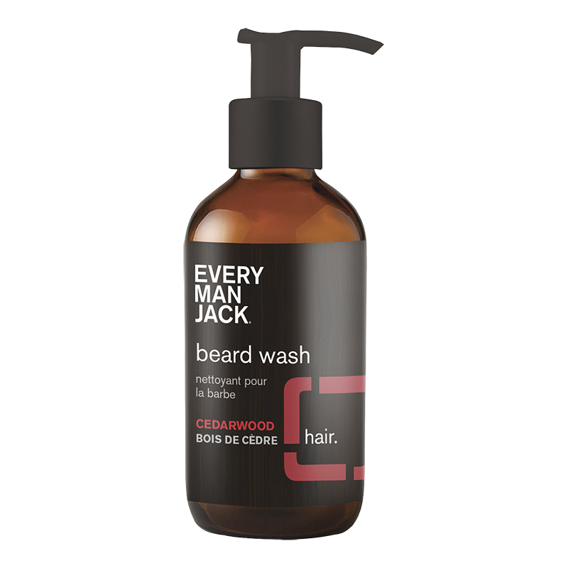Every Man Jack Beard Wash - Cedarwood -118ml