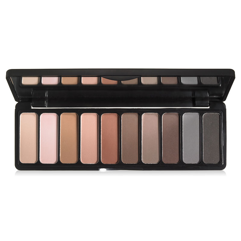 e.l.f. Mad for Matte Eyeshadow Palette - Nude Mood